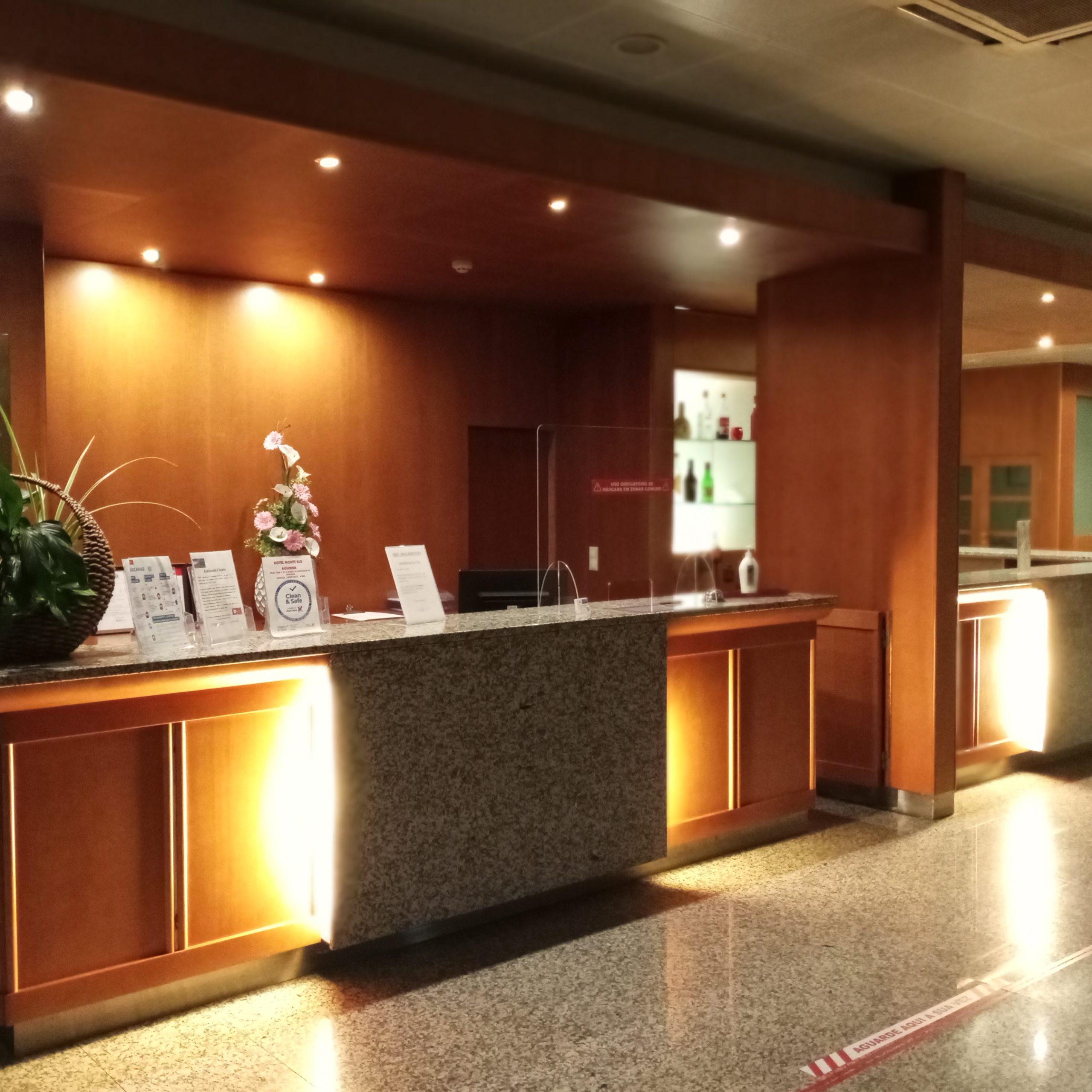 Reserve a sua estadia no Hotel Monte Rio Aguieira